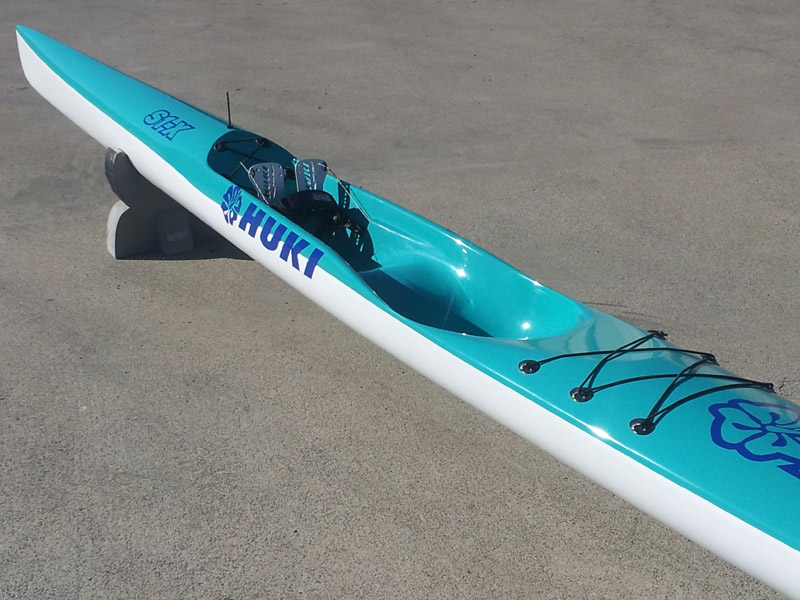 HUKI Outriggers, Surfskis and Surfboards