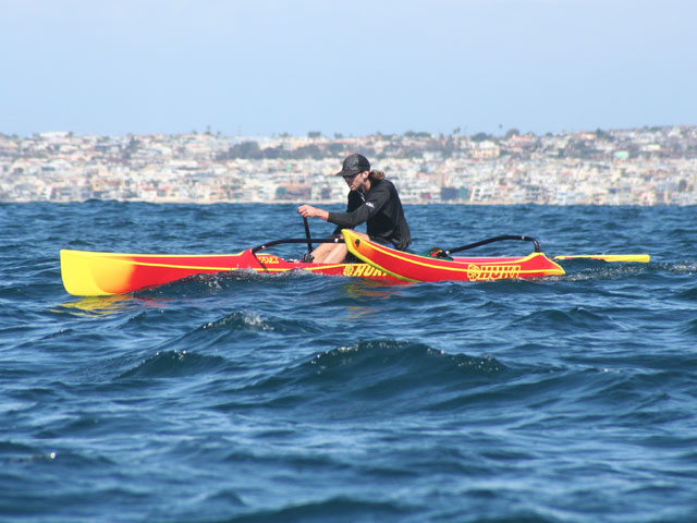 V1-X :: HUKI Outriggers, Surfskis and Surfboards
